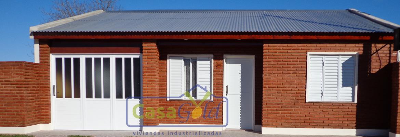 Casagold viviendas viviendas casa gold argentina for Viviendas industrializadas precios